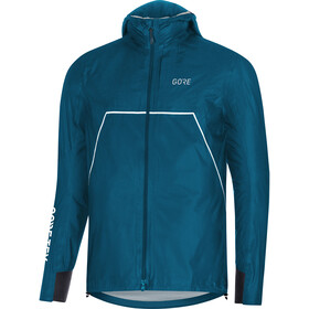 GORE WEAR R7 Gore-Tex Shakedry Trail Hooded Jacket Herren pacific blue